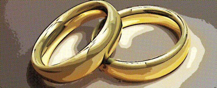 anillos y alianzas