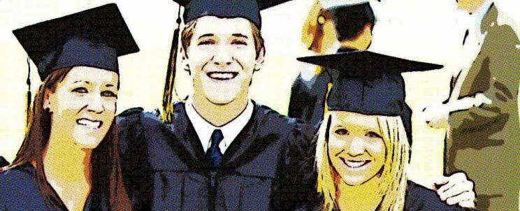 anillos de graduación