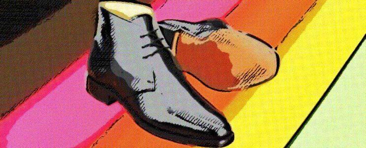 calzados y zapatos de cuero