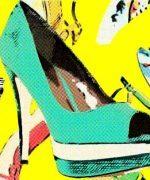 calzado y zapatos de moda