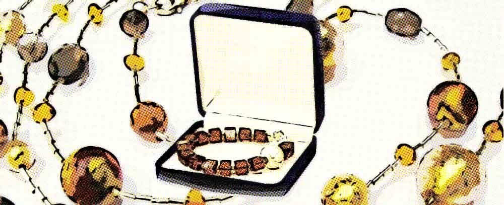 ¿cómo hacer con pulseras cristal de murano?