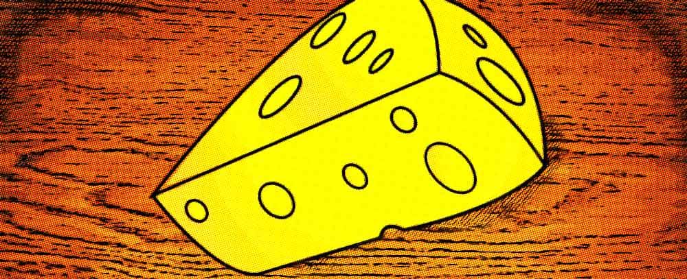 las proteínas del queso