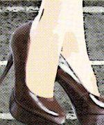 tacos para calzados y zapatos
