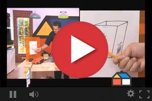 video con instrucciones paso a paso para hacer macetas caseras de cemento