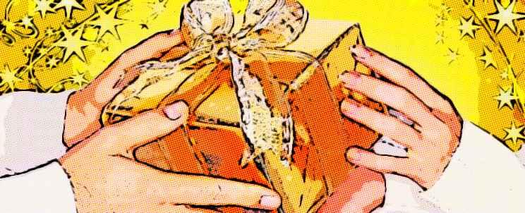 cajas de regalos sorpresa