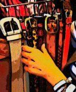 cinturones: un accesorio de moda