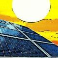 energía solar para casas de campo y zonas rurales