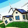 energía solar para casas particulares