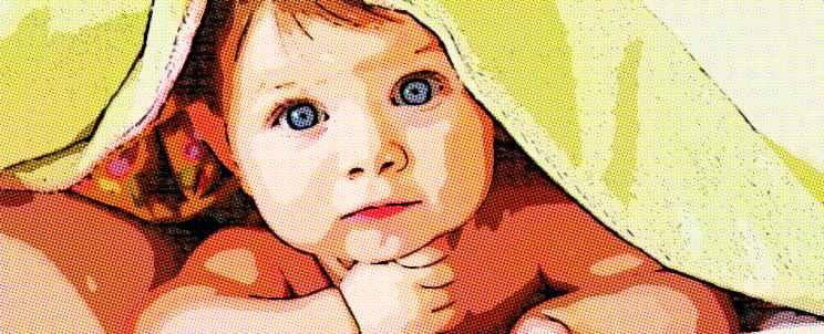 Picaduras de insectos en bebés; cómo identificarlas