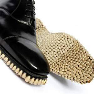 suelas de zapatos muy originales