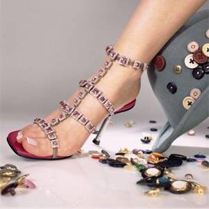 zapatos de moda para damas