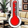 Cálculo de calorias para calefacción por metro cuadrado