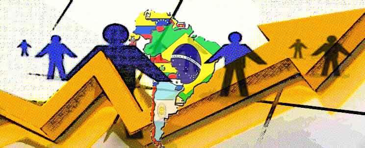 Estudio comparativo de estadísticas sociales dentro de america latina