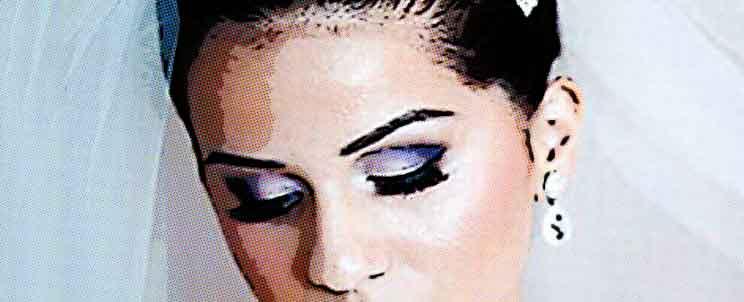 Maquillaje profesional para fiestas de bodas: Consejos y tips