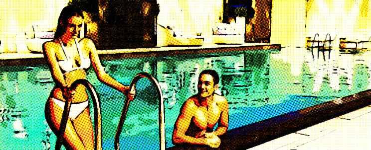 Climatización de piscinas con energía solar