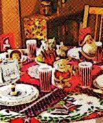 ¿Cómo decorar sillas para navidad?