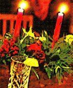 ¿Cómo decorar una mesa para navidad?