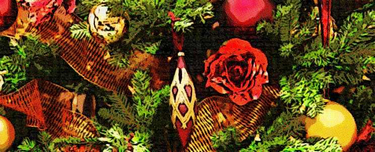 C mo hacer adornos caseros para el rbol de navidad - Hacer adornos para el arbol de navidad ...