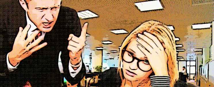 ¿Cómo reconocer un acoso laboral?