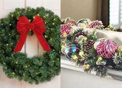 decoracin navidad led moderna