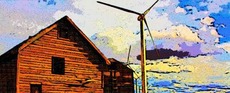 equipos de energía eólica para el hogar