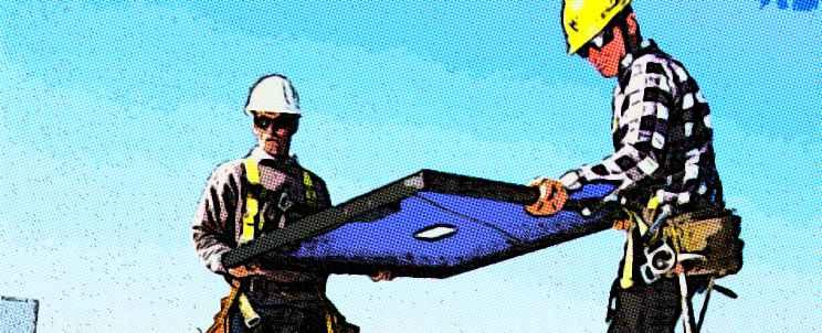 Instalación de paneles solares para ahorrar electricidad