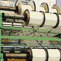 Maquinaria industrial textil