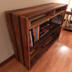 Fotos De Los Mas Bellos Muebles Hechos Con Palets - Muebles-hechos-con-palet