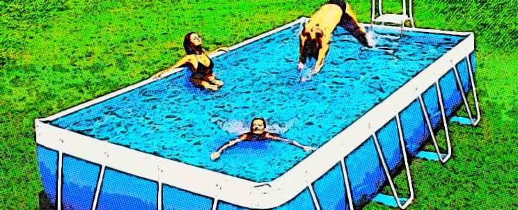 Ventajas de una piscina desmontable