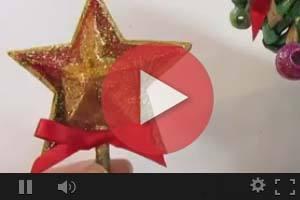 Videos para hacer mini árbol de navidad