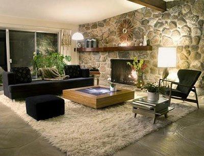 C mo elegir una alfombra para el living for Alfombras de living