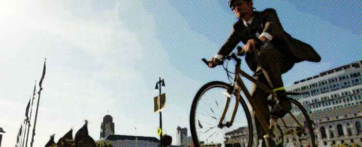 ¿Cómo elegir la bicicleta perfecta para ir a trabajar?