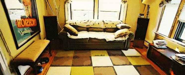 ¿Cómo elegir una alfombra para el living?