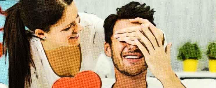 sorpresas para el día de San Valentín para hombres