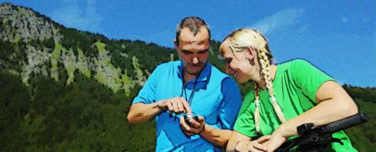 ¿Cómo elegir un GPS para senderismo de montaña?