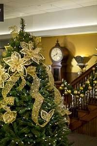 Fotos de las ms bellas decoraciones para el rbol de navidad