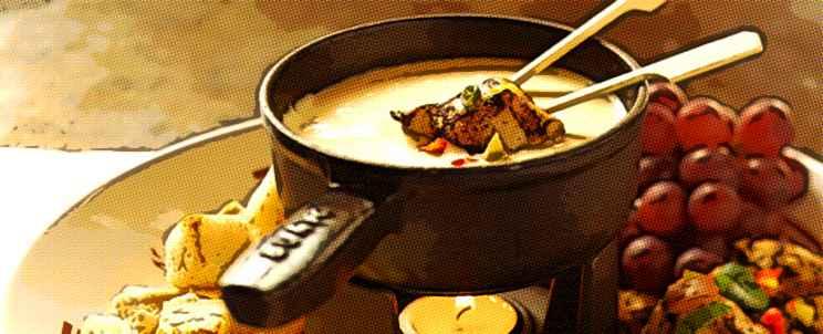 Tipos de fondue según el ingrediente principal