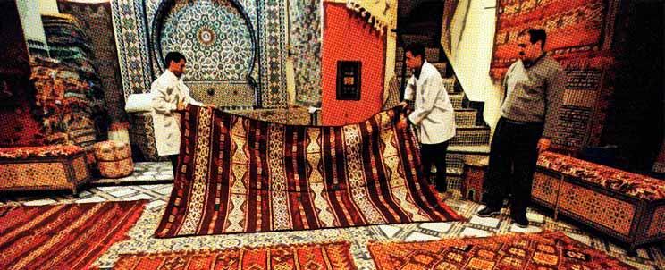 alfombras marroqu es y bereberes un cl sico que nunca muere