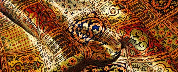 Alfombras tipo persa tipos y modelos for Alfombras persas historia