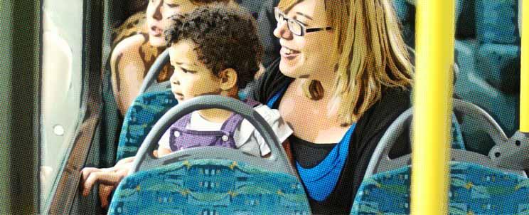 ¿Cómo viajar más cómodos en autobús?