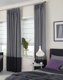 Imgenes de cortinas para dormitorios distintos estilos