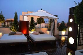 volver a cmo decorar una terraza chill out with terrazas chill out decoracion