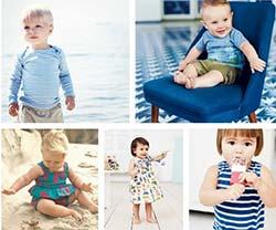 ropa de bebé para verano comoda