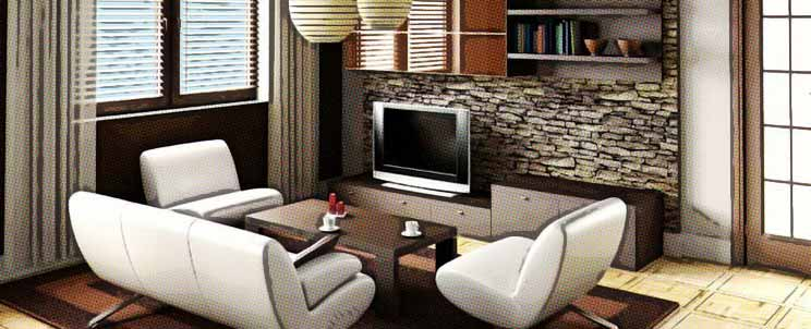Diferentes tipos de piedras para decoraci n de interiores - Piedras para decoracion de interiores ...