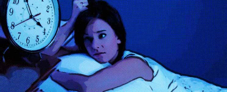 Causas del insomnio en adolescentes