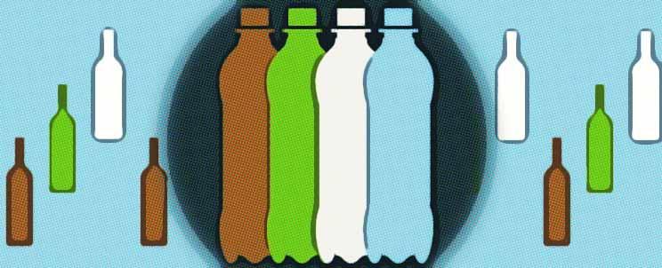 ¿Cómo reciclar botellas de plástico PET o PVC?