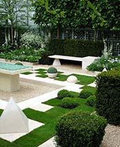 Decoración Jardines Modernos