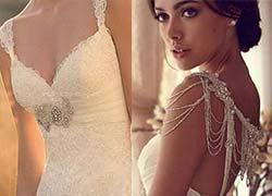 ideas para elegir vestidos de bodas hermosos