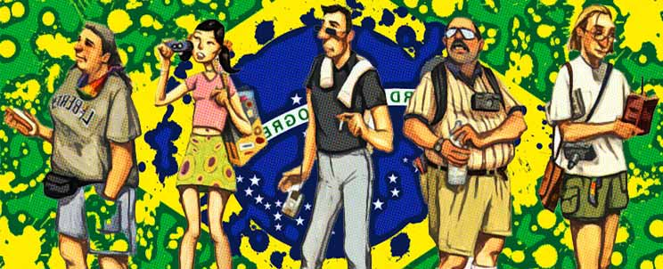 recomendaciones para viajar al mundial de Brasil 2014