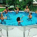 7 consejos para cuidar y mantener una piscina de lona